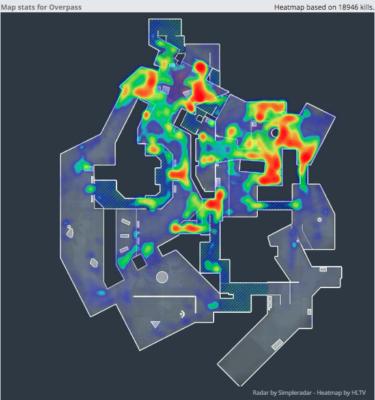 overpass heatmap