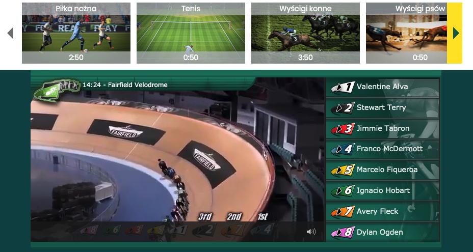 sporty wirtualne upolskich bukmacherów