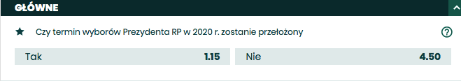 wybory 2020 polska