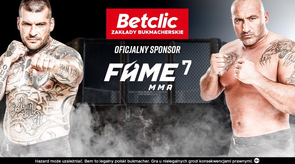 betclic sponsor fame mma
